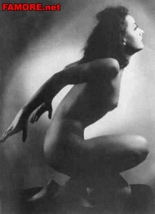 гарбо nude Грета