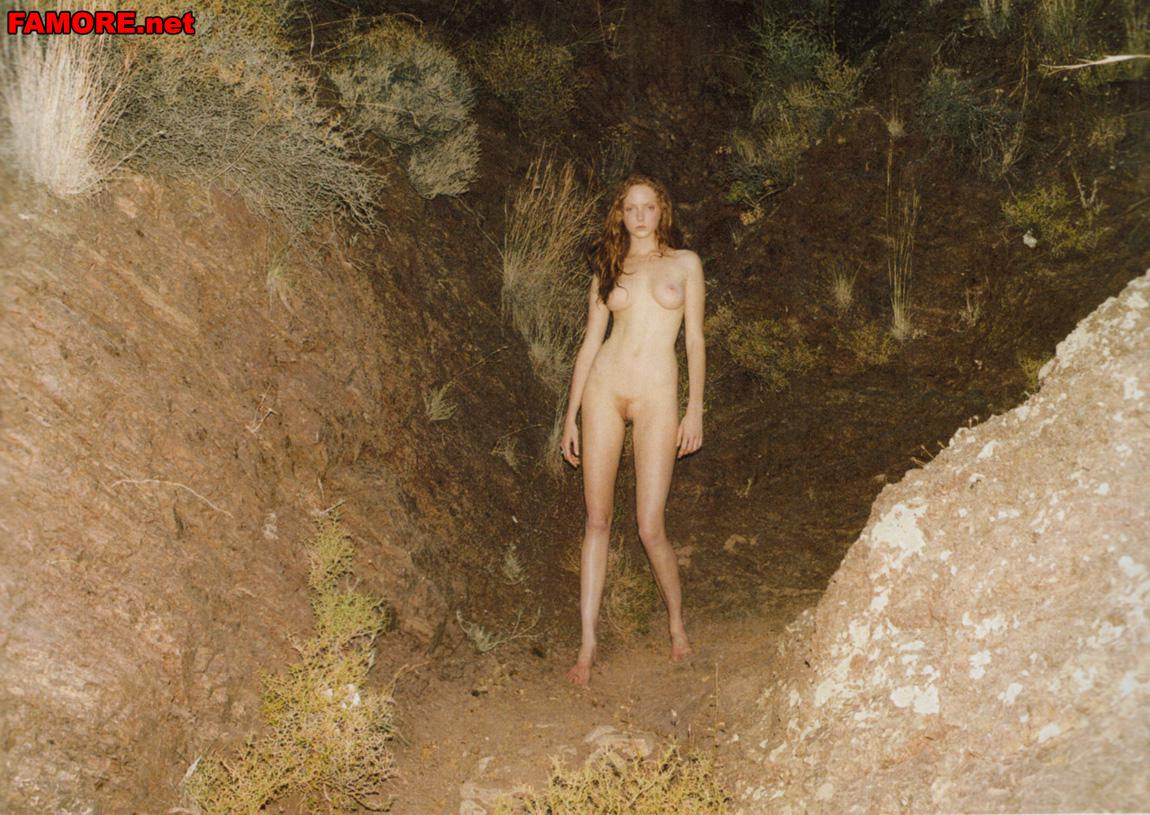 Lily valley nudist