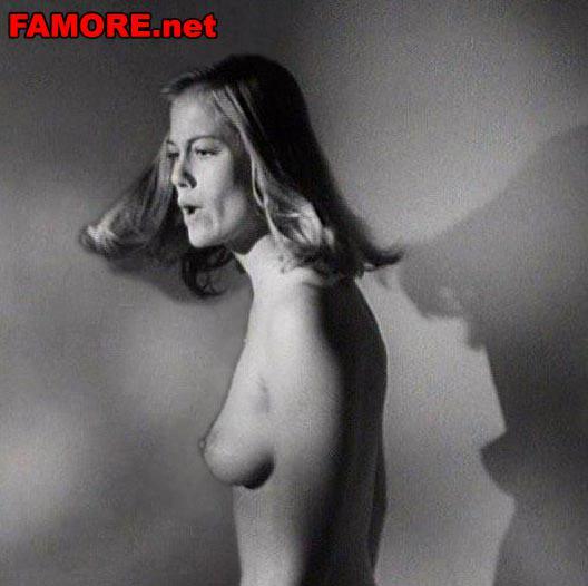 Cybill Shepherd Naked