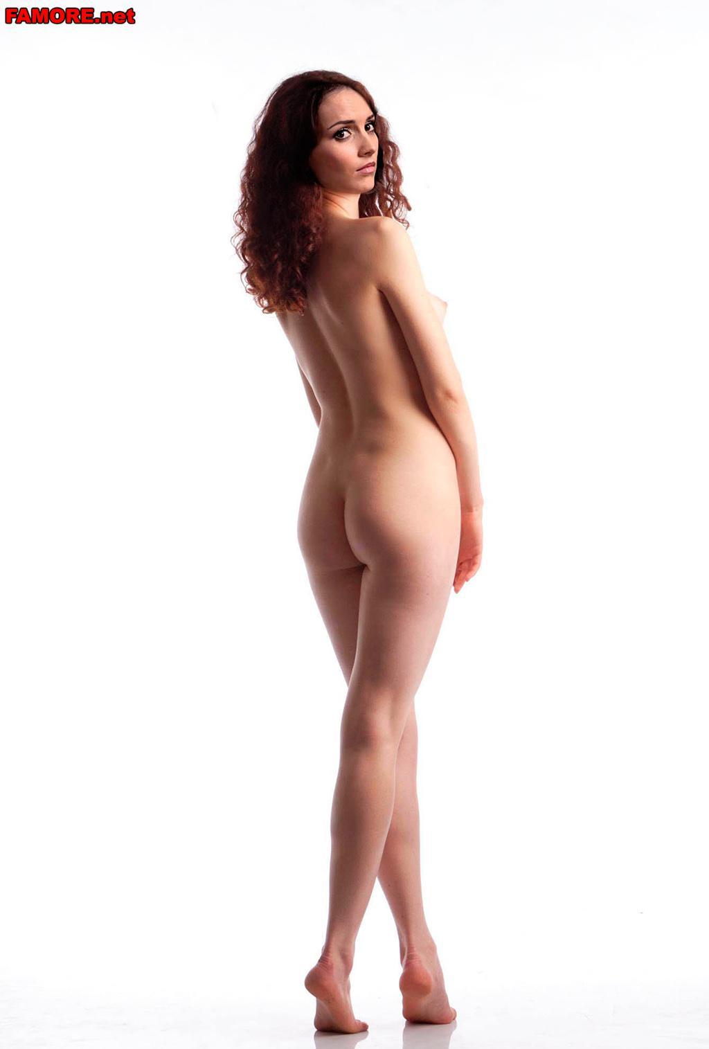 юлия голая видео