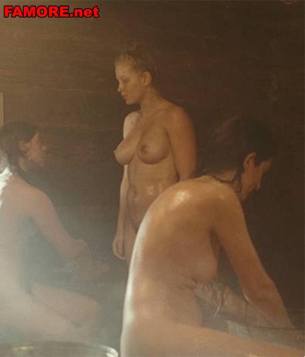 Юлия франц фото голая