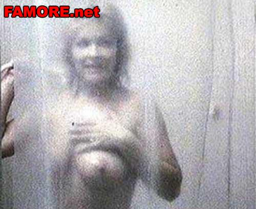 Эротическое фото: Барбара Брыльска (Barbara Brylska) показала свою огромную