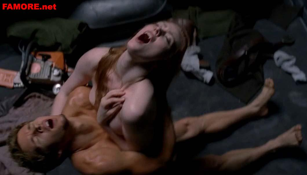Fucking great. Deborah ann woll topless expressions